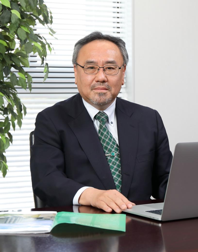 未来材料・システム研究所 所長 システム創成部門 教授 成瀬 一郎